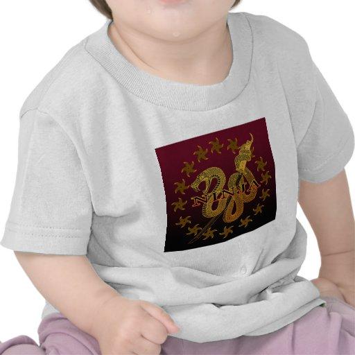 Snake Ninja 02 Tshirt