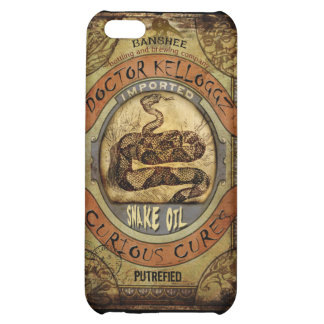 Snake Oil iPhone 5C Cases