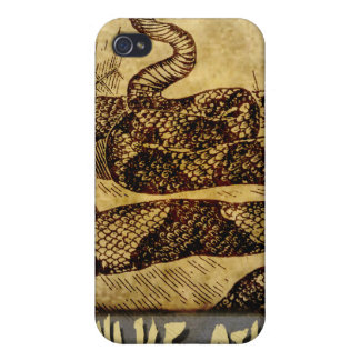Snake Oil iPhone 4 Covers