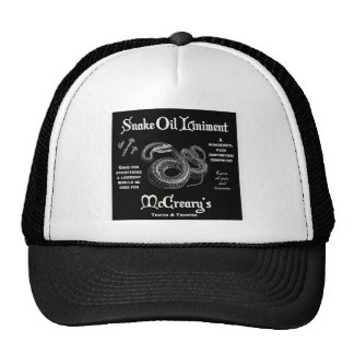 Snake Oil Liniment Hat