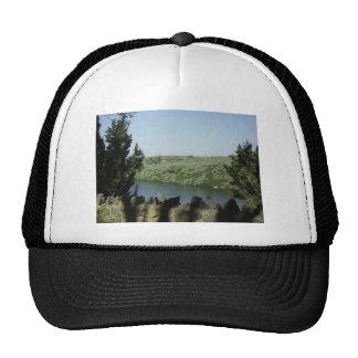 snake river trucker hat