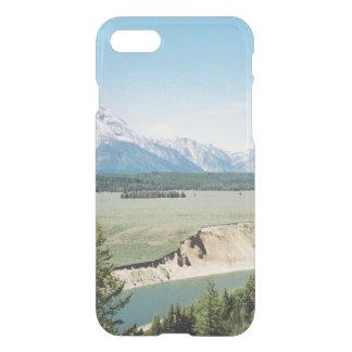 Snake River Overlook Towards Mount Moran iPhone 7 Case