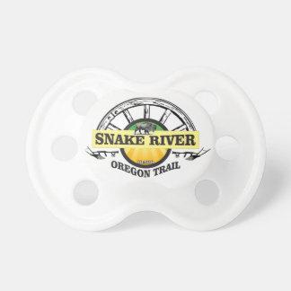snake river yellow art dummy