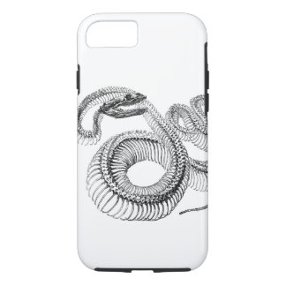 Snake Skeleton Phone Case