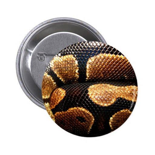 Snake Skin Button