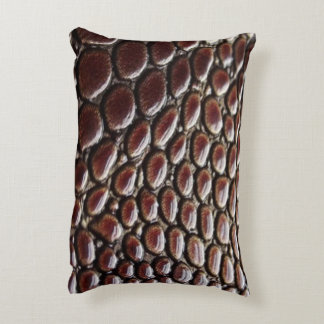 Snake Skin Decorative Cushion