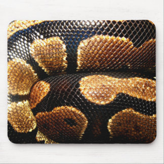 Snake Skin Mouse Pad