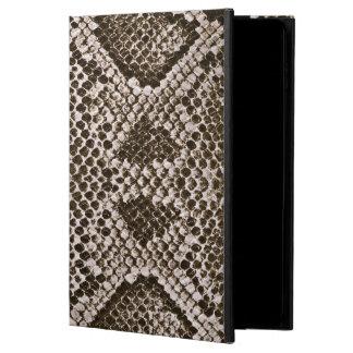 Snake skin powis iPad air 2 case