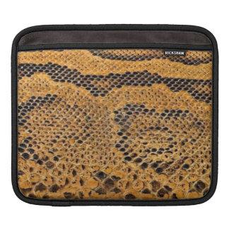 Snake Skin Print iPad Sleeve