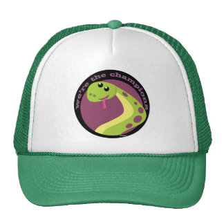 Snakes champions cap