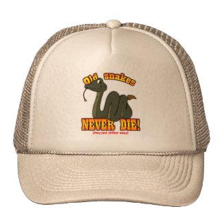 Snakes Trucker Hat