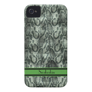 Snakeskin Look iPhone 4/4S Case