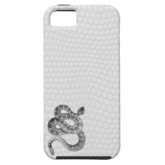Snakeskin pattern tough iPhone 5 case