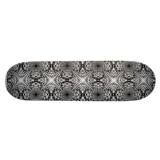 Snakeskin skateboard