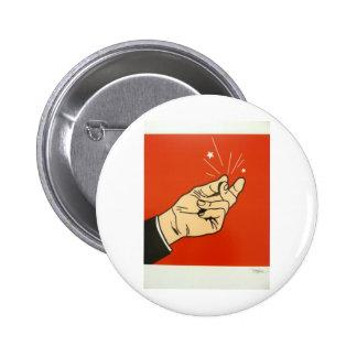 Snap 6 Cm Round Badge