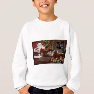 Snappy Santa Sweatshirt