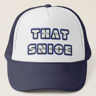 Snarky Good for You! Trucker Hat
