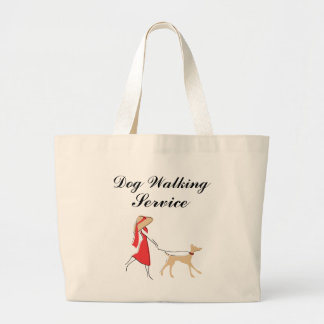 Snazzy Dog Walker Tote