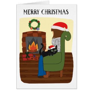 Sneaker Christmas #2 Card