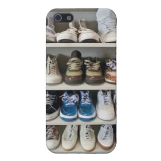 SNEAKER SHOW-OFF CASE FOR THE iPhone 5