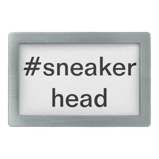 #sneakerhead belt buckle