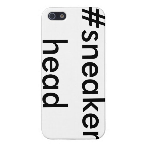 #sneakerhead iPhone case Cases For iPhone 5