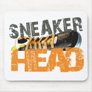 SNEAKERHEAD MOUSE PAD