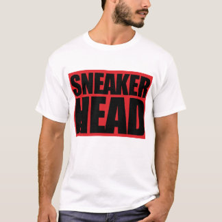 Sneakerhead Red Box T-Shirt