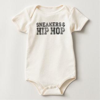 Sneakerhead Slogan Print Baby Bodysuit