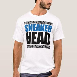 Sneakerhead Sports Blue Cement T-Shirt