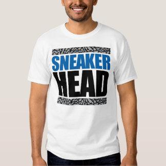 Sneakerhead Sports Blue Cement Tee Shirt