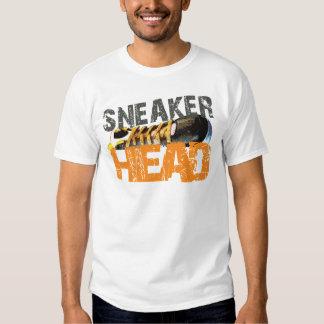 SNEAKERHEAD TEE SHIRTS