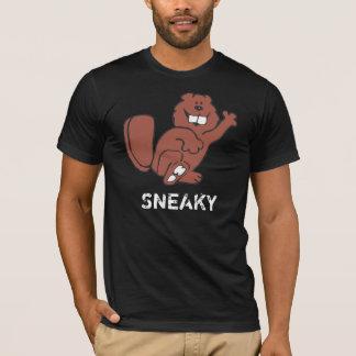 Sneaky Beaver T-Shirt