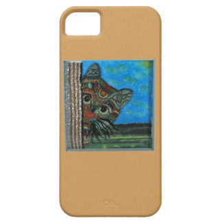 Sneaky Cat iPhone 5 Covers