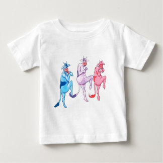 Sneaky Cows Baby T-Shirt