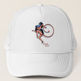 Sneaky Devil Trucker Hat