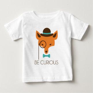Sneaky Fox Baby T-Shirt