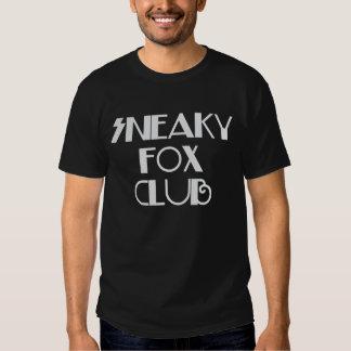 Sneaky Fox Club Shirt