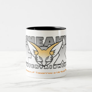Sneaky Fox Entertainment Coffee Mug