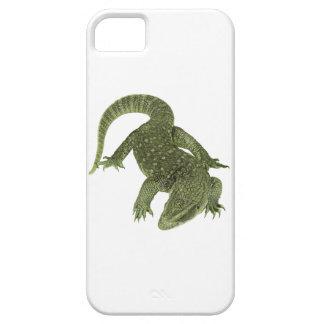 Sneaky Galapagos Iguana iPhone 5 Case