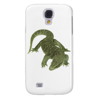 Sneaky Galapagos Iguana Samsung Galaxy S4 Cases