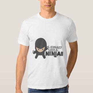 Sneaky Ninja Shirt
