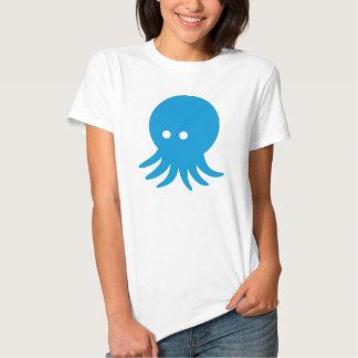 Sneaky Octopus T-Shirt (Women's)