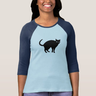 Sneaky Shadow Cat T-shirts