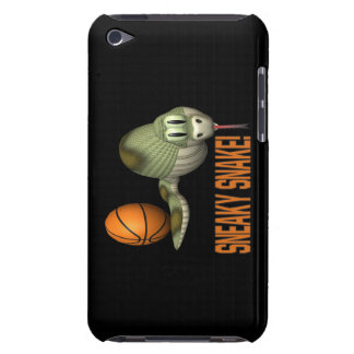 Sneaky Snake iPod Case-Mate Cases