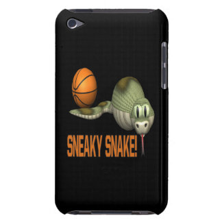 Sneaky Snake iPod Touch Cover