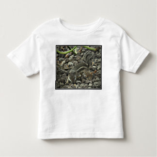 Sneaky Squirrel Toddler Jersey Tee Shirt