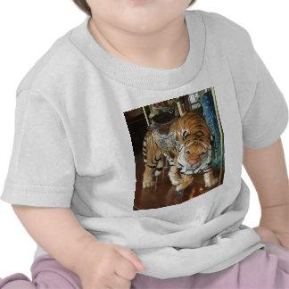 Sneaky Tiger T Shirt