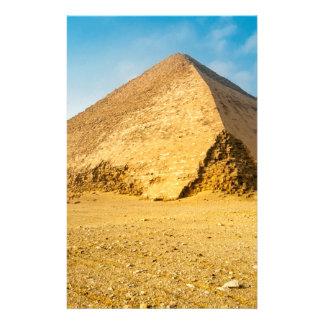 Snefru's Bent Pyramid, Dahshur Customised Stationery