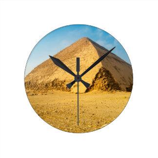 Snefru's Bent Pyramid, Dahshur Round Clock